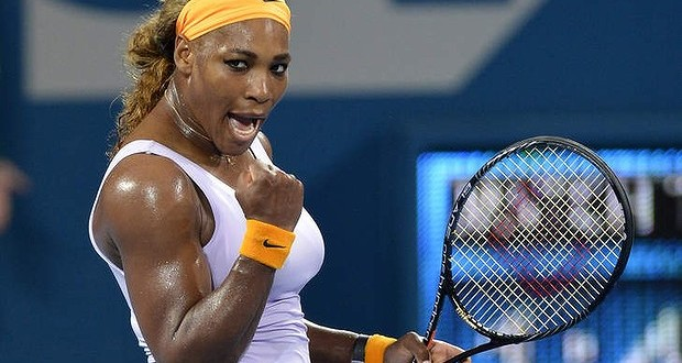 Serena Williams: Playing Tennis While Black