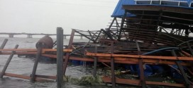 Award-Winning Nigerian Floating School Wrecked