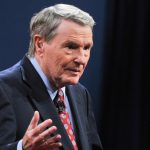 Longtime PBS NewsHour anchor Jim Lehrer is dead at 85
