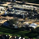 2 people have been killed in an explosion at a Houston manufacturer that shook the city and damaged homes