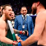 In pictures: McGregor returns to the octagon