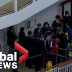 "Coronavirus outbreak: Canadian cases on cruise rise; U.K. declares ""imminent threat"""