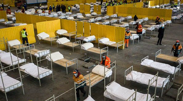 China writes off 108 deaths in Hubei, citing double-counting error in province