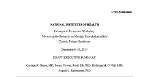 US NIH ME/CFS