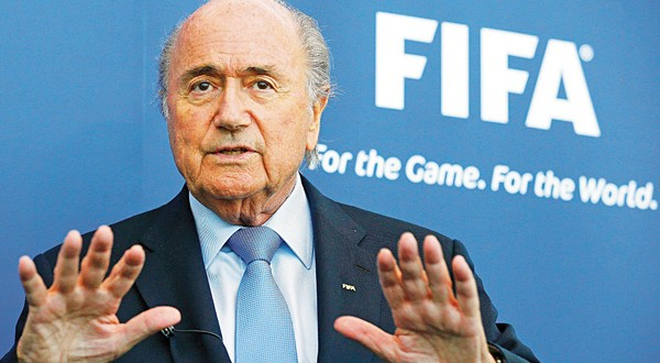 FIFA Exposes a Chink in the ANC's Control of Government