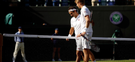 South African Roots Still Run Deep in Federer and Anderson