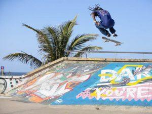 skateboarder Olympic Games