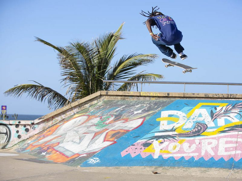 skateboarder Olympic Games