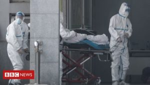 China coronavirus: Number of cases jumps as virus spreads to new cities