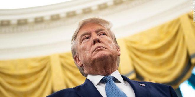 Trump's legal team argues impeachment process a 'charade'