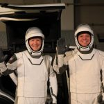 Tesla Model X is new official vehicle to transport NASA astronauts on SpaceX missions