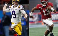 Daniel Jeremiah's mock draft 1.0: 4 QBs in top 15