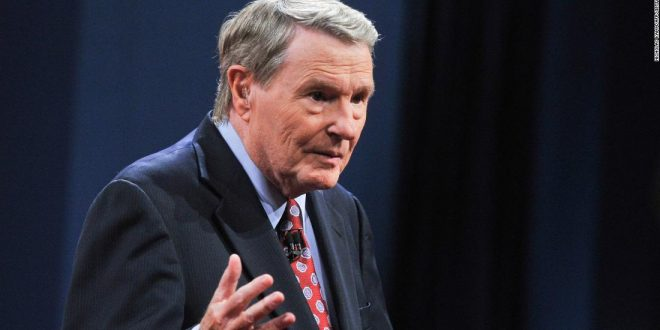 Longtime PBS NewsHour anchor Jim Lehrer is dead at 85