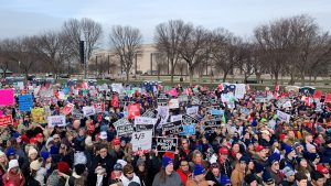 At March for Life, Trump says the unborn has never had a 'stronger defender'