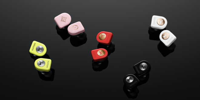 The latest Louis Vuitton true wireless earbuds cost over $1,000