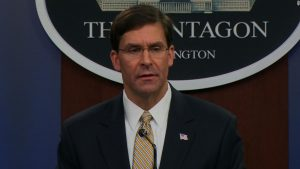 Pentagon prepping housing for 1,000 people over coronavirus concerns