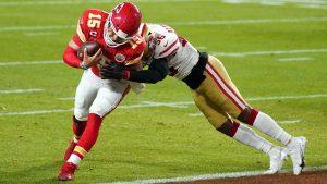2020 Super Bowl score: Chiefs vs. 49ers live updates, NFL game highlights, halftime show, start time