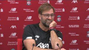 Jurgen Klopp asks journalist to Google Jose Mourinho's playing position