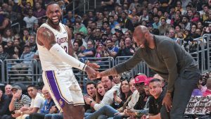 LeBron James cites daughter in choosing Gianna Bryant's No. 2 for All-Star team