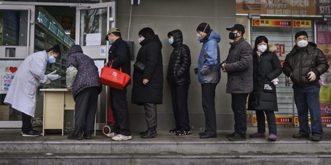 Coronavirus live updates: China says its death toll hits 425 as total cases rise to 20,438