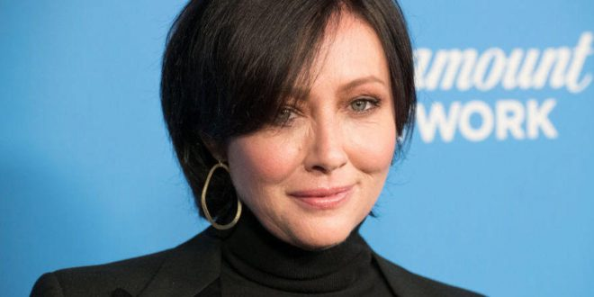 """Shannen Doherty reveals her breast cancer is back: """"I'm stage four"""""""