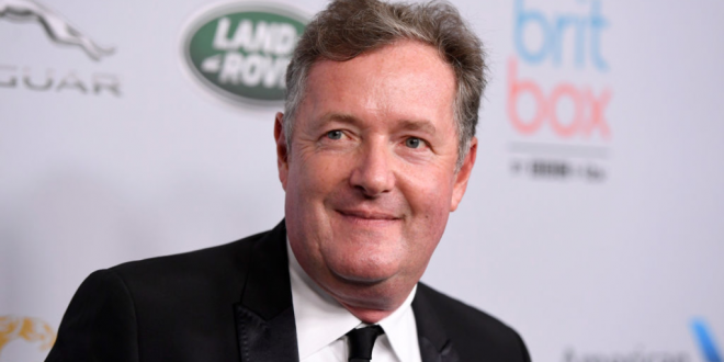 Piers Morgan Hates and Loves On Shakira and Jennifer Lopez's Super Bowl Performances