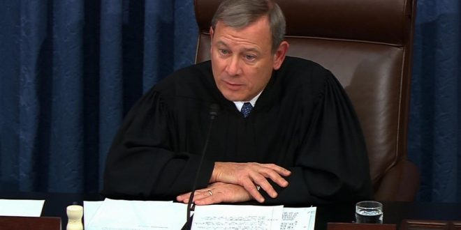 John Roberts' legacy will be forever entwined with Trump's