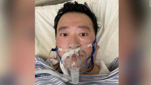 Wuhan hospital announces death of whistleblower doctor Li Wenliang