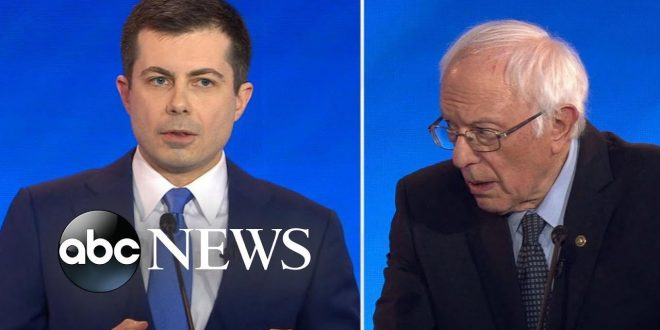 Buttigieg warns against Sen. Sanders' 'my way or the highway' politics
