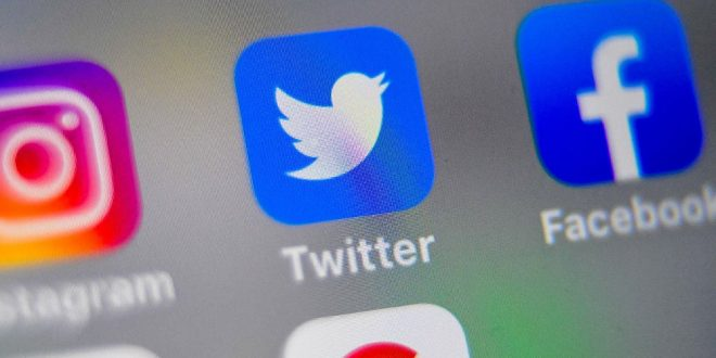Hackers take over official Facebook Twitter accounts | TheHill
