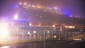 Crew Member Dies for Unrelated Reasons on Virus-Delayed Cruise Ship: Sources