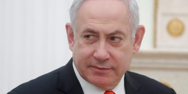 Israel drawing up map for West Bank annexations: Netanyahu