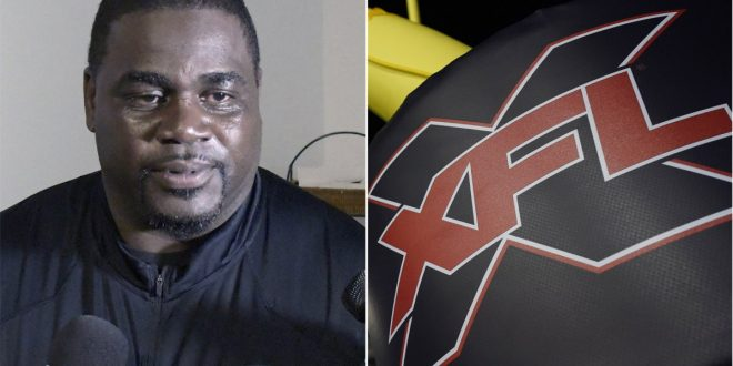 XFL's Wildcats fire Pepper Johnson as player declares free agency