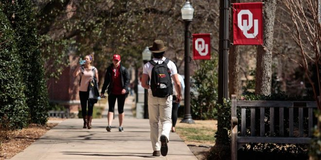 University professor compares 'OK, boomer' to 'n-word,' students say