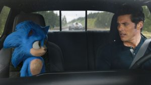No digital makeover (or smaller teeth) can fix everything wrong with Sonic The Hedgehog