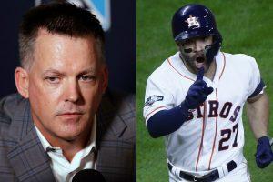 A.J. Hinch scrambling after Astros buzzer non-denial erupts