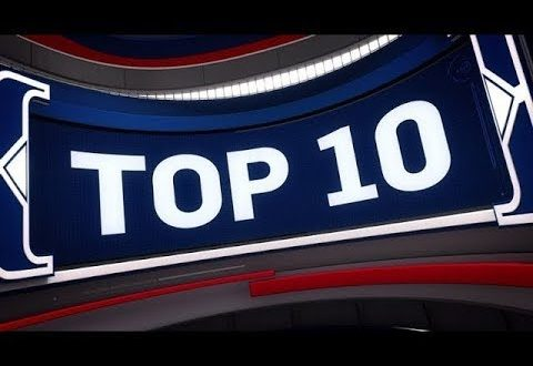 NBA Top 10 Plays of the Night   February 14, 2020