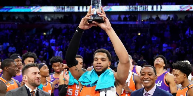 MVP Miles Bridges leads U.S. over World in Rising Stars Challenge