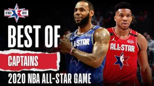 Best Of LeBron & Giannis   2020 NBA All-Star