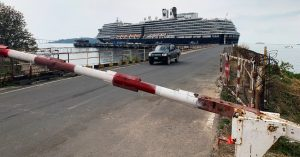 Coronavirus Updates: Scramble to Track Cruise Passengers After Infection Is Reported