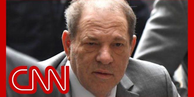 Jury hears evidence in Harvey Weinstein rape trial