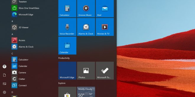 Microsoft rolls out colorful new Windows 10 icons