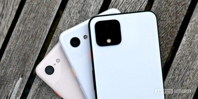 Google testing double-tap gesture on rear of Pixel phones