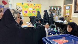 Iranians vote to elect new parliament amid uncertainty