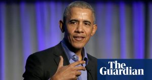 Barack Obama isn't running in 2020 – so why is he in all the campaign ads?