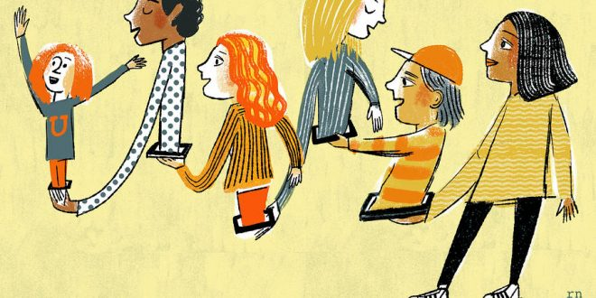 Don't Talk to Strangers? These Apps Encourage It.