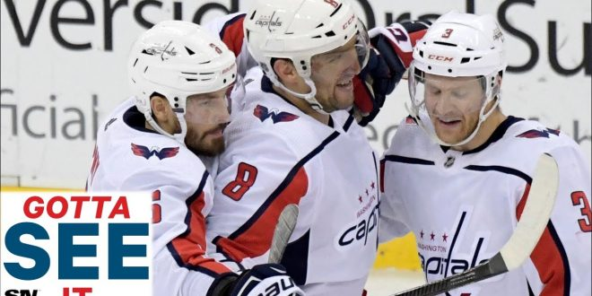 GOTTA SEE IT: Alex Ovechkin Makes History By Scoring 700th Career Goal