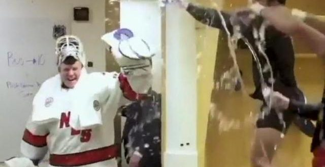 Raleigh mayor to formally honor Zamboni driver David Ayres for leading Canes to victory