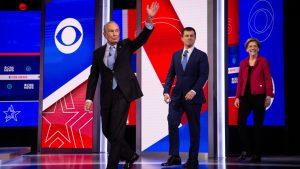 Democratic Debate Recap: Biden Fought, Sanders Took The Heat