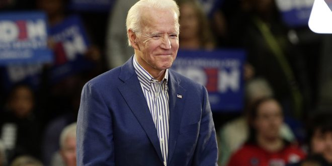 Biden's South Carolina win may aid primary reset –